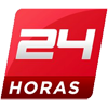 Channel logo 24 Horas