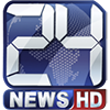 Channel logo 24 News HD