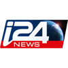 Channel logo I24 News Arabic