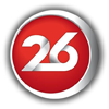 Channel logo Canal 26