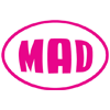 Channel logo Mad TV