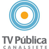 Channel logo TV Publica