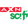 Channel logo AXN Sci-Fi Bulgaria