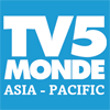 Channel logo TV5 Monde Asie