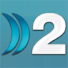 Channel logo Canal 2 Mar del Plata