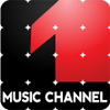 Channel logo 1 Music Channel Moldova
