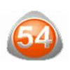 Channel logo Kanal 54