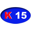 Channel logo Kanal 15