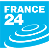 Channel logo France 24 English