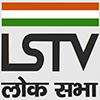 Channel logo Lok Sabha TV
