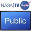 Channel logo NASA TV