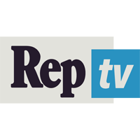 Channel logo Repubblica TV